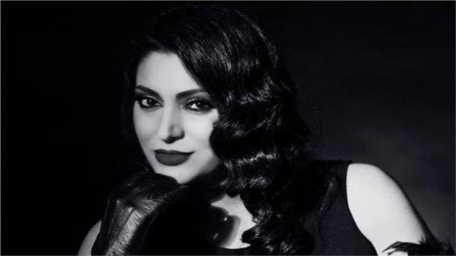 الفنانة مايا نصري تغني في فيلم زنزانة 7