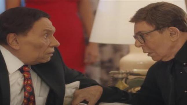 طرد رانيا محمود ياسين من شقتها في مسلسل فلانتينو