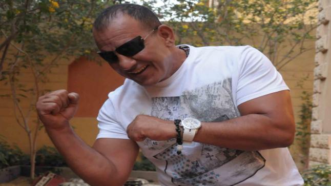 محمد لطفى يقترب من انتهاء تصوير فيلم «العنكبوت»