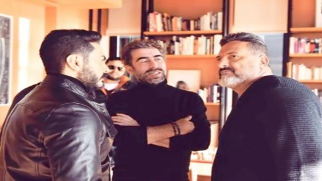 سعيد الماروق.. ترقبوا مباراة تمثيلية بين تامر حسنى والصاوى فى فيلم «الفلوس»